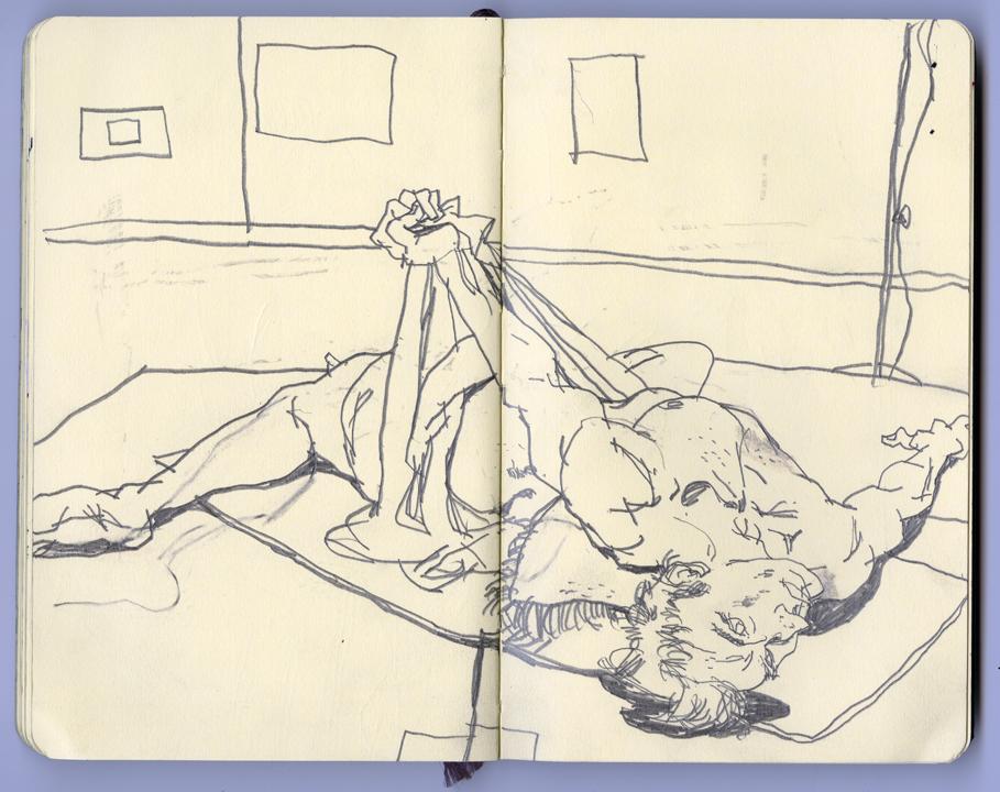 Sketchbook drawings random page 2 for Random sketch ideas
